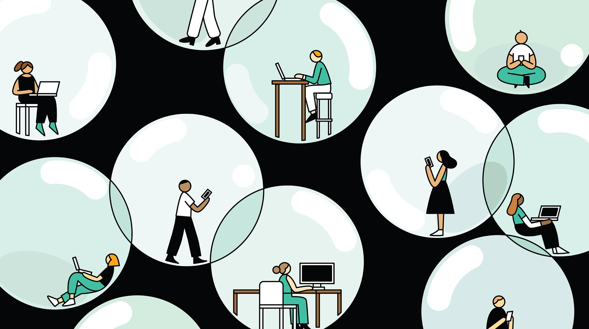 Почему социальные сети могут быть опасны для психики?